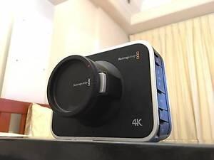 Blackmagic Production Camera 4k (BMPC) EF Mount (Canon Mount) Brisbane City Brisbane North West Preview