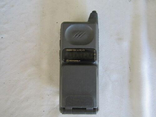 Motorola Micro TAC Ultra Lite Cell Phone flip Vintage RARE Classic