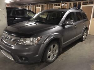 2012 Dodge Journey R/T AWD - excellent condition