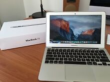 """2012 11"""" MacBook Air 1.7GHz, 4GB, 64GB - Excellent condition Chidlow Mundaring Area Preview"""