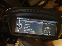 """BMW 3 4 5 6 SERIES E90 E91 E92 E60 E61 E63 E64 LCI SAT NAV SCREEN 8.8/"""" 9211969"""