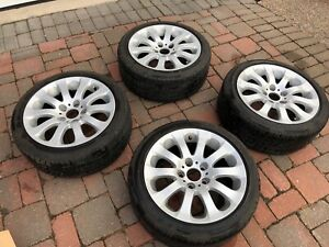 BMW Wheels and summer tires
