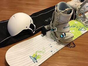 Planche à neige avec tous les accessoires Saguenay Saguenay-Lac-Saint-Jean image 5