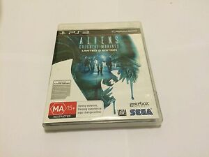 PS3 Aliens colonial marines limited edition Avenell Heights Bundaberg City Preview
