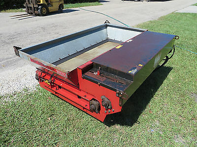 Sand Spreader Toro 1800 Top Dresser For Workman Gator Truckster Metermatic