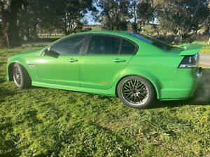 2009 Holden Commodore SS-V SEDAN, 6.0 LITRE V8 , 6 SPD MANUAL Holbrook Greater Hume Area Preview