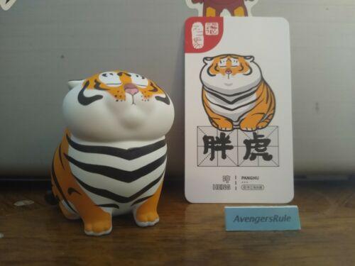 52Toys Fat Tiger Emoticons Panghu Bu2ma Mini Figure Heng