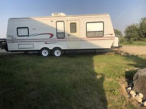 1999 Jayco camper 26foot completely redone