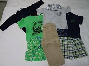 Size 1 & 2 Boys clothing Bethania Logan Area Preview