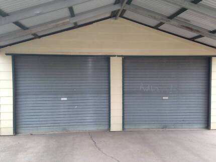 Double Garage for Rent - Long Term