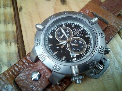 Invicta Sub Aqua Noma 3 divers chronograph watch - stunning