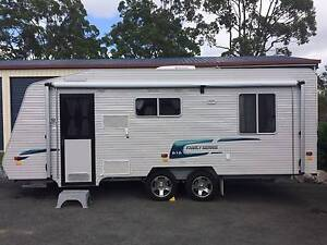 2011 Coromal 616 Family Bunk Van Burpengary Caboolture Area Preview
