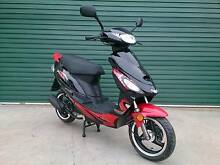 2016 SPRINT  50cc, RIDE ON CAR LICENCE, FREE DELIVERY AND REGO Sunshine Coast Region Preview