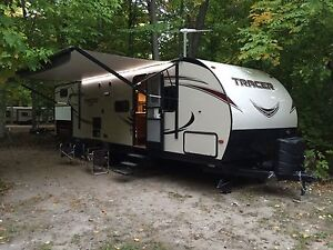FOR RENT 2017 29ft ultralight travel trailer