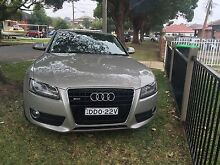Audi 2008 A5 8T Quattro TDI COUPE Condell Park Bankstown Area Preview