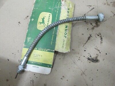 Nos John Deere Aa6573r Tach Cable 620 630