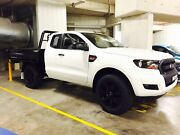 2016 Ford Ranger XL supercab Hi-Rider Arndell Park Blacktown Area Preview