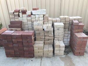 Pavers & Bricks, free