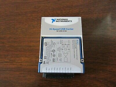 National Instruments Usb-9211a Temperature Input Module Ni-9211 With Usb-9162