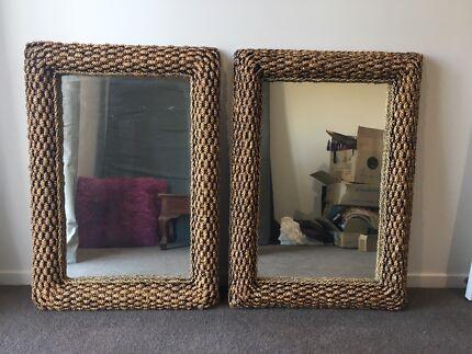 Balinese mirrors