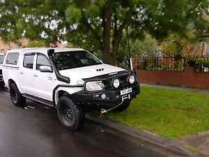 2010 toyota hilux sr5 upgrade Thornbury Darebin Area Preview