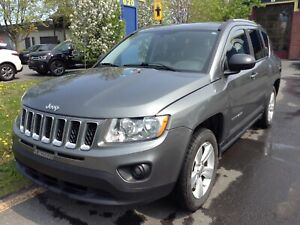 2012 Jeep Compass North 4X4, Attelage