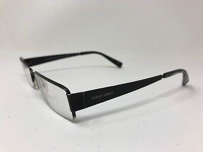 Giorgio Armani Halfrim Eyeglasses REPLACE ARM BANDS GA583-003 53-18-145 DK70