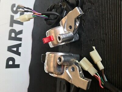 moped/scooter handlebar control switch's set..all new