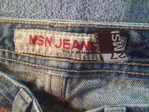 MSN Jeans Woman Size 27 Auchenflower Brisbane North West Preview