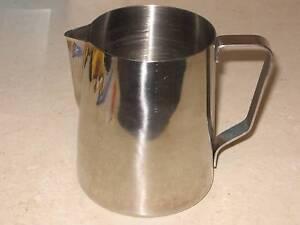 Cusina Stainless Steel coffee machine jug Elizabeth Grove Playford Area Preview