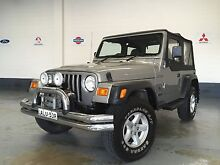 2001 Jeep Wrangler Convertible North St Marys Penrith Area Preview