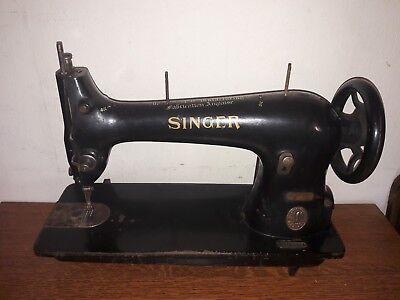 Ancienne machine a coudre industrielle singer 31K15 d'occasion  Expédié en Belgium