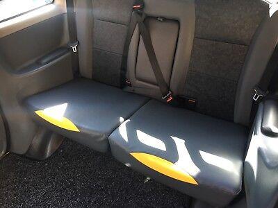 London Taxi Vinyl Plastic Rear Seat Covers LTI LTC TX1 TX2 TX4