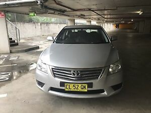 Toyota, Aurion, 2010 Regents Park Auburn Area Preview