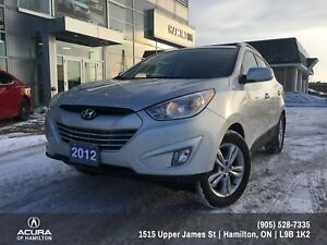 2012 Hyundai Tucson GLS One Owner! No accdents! Excellent Con...