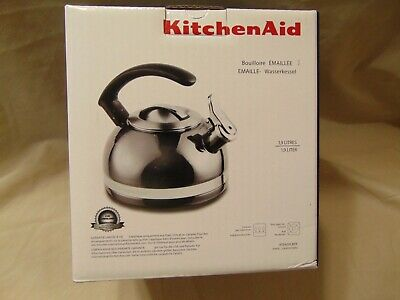 New KitchenAid Porcelain Enamel Kettle