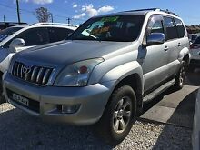 2007 Toyota LandCruiser Wagon Lansvale Liverpool Area Preview