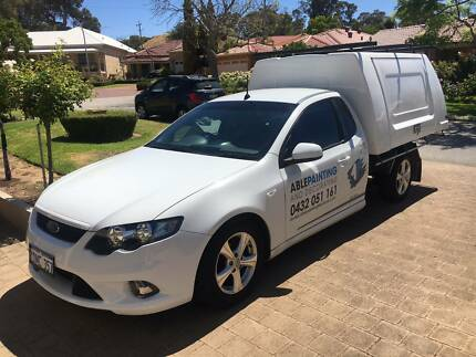 2010 Ford Falcon XR6 **12 MONTH WARRANTY** West Perth Perth City Area Preview