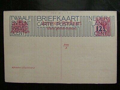 Briefkaart Geuzendam 204b Prachtig Ongebruikt Cataloguswaarde 3.00 - $2.00