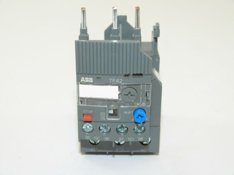 ABB TF42-1.3 Thermal Overload Relay 1.0-1.3a NEW 1yr Warranty