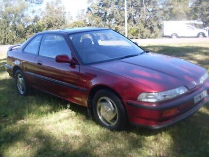 1992 Honda Integra Coupe ---AUTO---AND LOW KILOMETRES