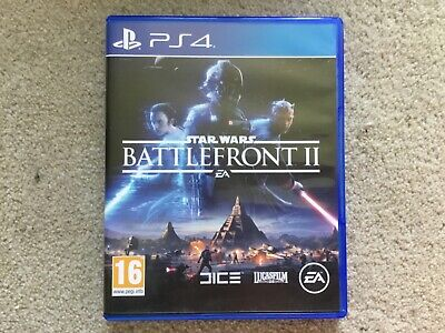 Star Wars Battlefront 2 PS4 Game (Sony PlayStation 4 Game)