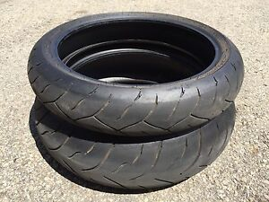 Used Motorcycle Tires 180/120 ★ CLEARANCE SALE ★ R6 CBR 708-FRS