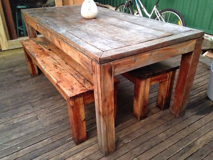 Hardwood dining Table South Coogee Eastern Suburbs Preview