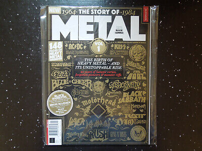 The Story Of Metal Vol. 1 Bookazine  - $5.99