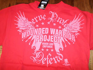 wounded warrior project shirt