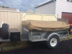 Camper trailer Hamilton Newcastle Area Preview