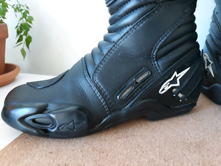 Alpinestar ladies shoes boots smx-4 motorcycle gear size 6