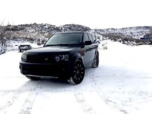 Supercharged Range Rover Sport