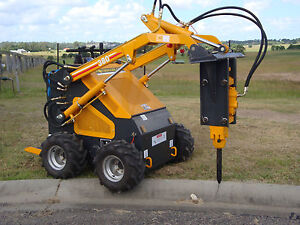 ROCK-BREAKER-Mini-Digger-Attachment-for-motordiggers-dingo-toro-kanga-etc